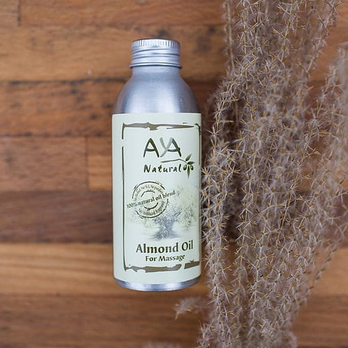 Massage Oil - Almond & Olive Oil