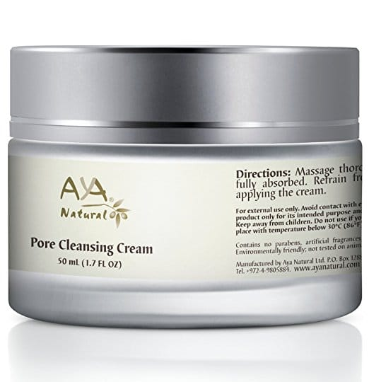 Natural Pore Cleansing Cream