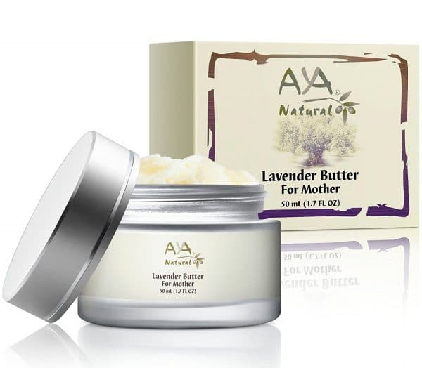 Lavender Butter for Strech Marks