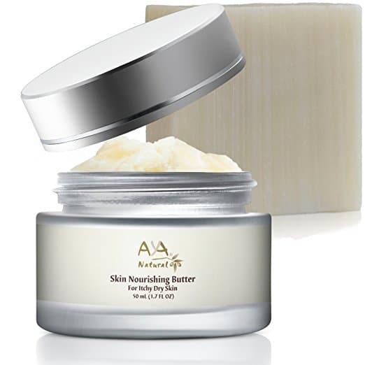 Mantequilla nutritiva para la piel - Para piel irritada y seca