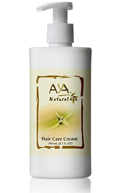 Leave-In Conditioner Natural Hair Moisturizer