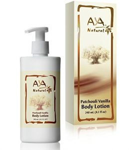Patchouli Vanilla Body Lotion