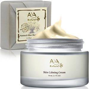 Crema calmante para la piel