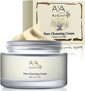 Crema limpiadora de poros