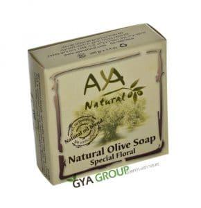 Special Floral Soap Bar