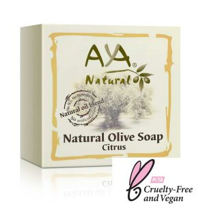 Natural Olive Soap Bar - Citrus