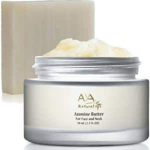 Jasmine Butter - for Face and Neck
