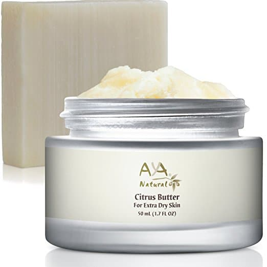 Natural Citrus Butter-For Extra Dry Skin