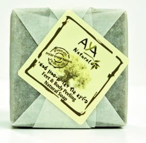 Natural Body Peeling Bar