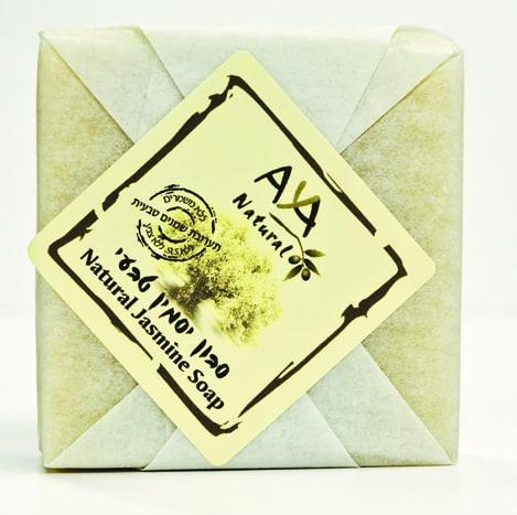 Natural Olive Soap Bar - Jasmine