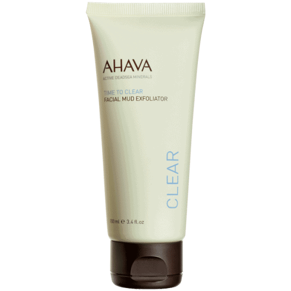 Facial Mud Exfoliator by AHAVA