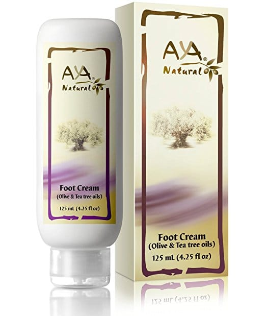Natural Foot Cream