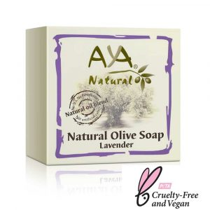 Natural Olive Soap - Lavender