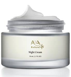 Natural Cosmetics Anti Aging  - Night Cream By Aya Natural
