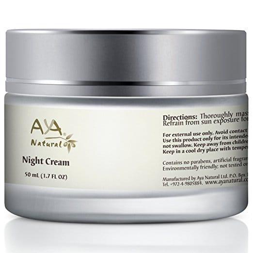 Antienvejecimiento - Crema nocturna