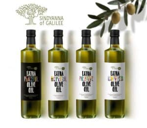 Extra Virgin Olive Oil: 250 ml