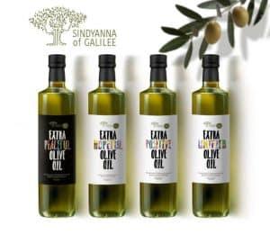 Aceite de oliva extra virgen: 250 ml