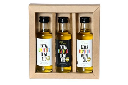 Extra Virgin Olive Oil: 750ml