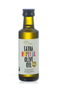 Extra Virgin Olive Oil: 100 ml