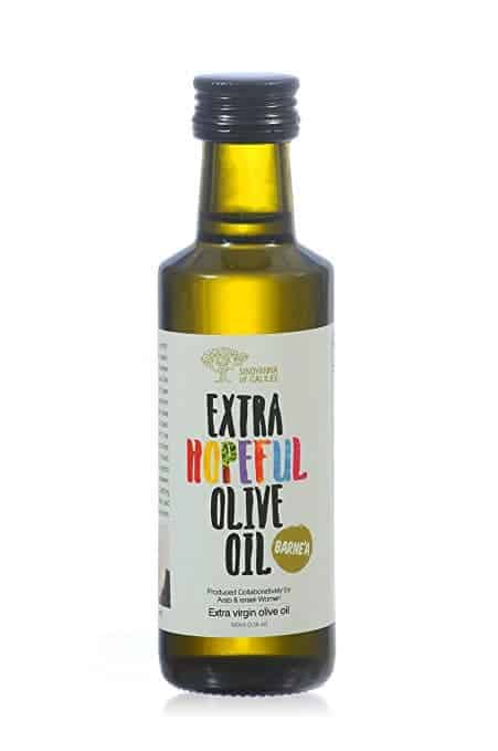 Extra Virgin Olive Oil: 100 ml