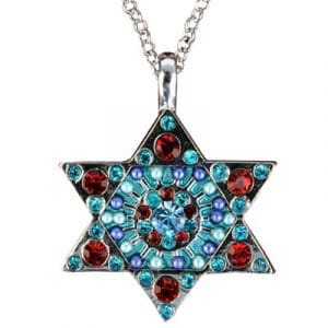 Yair Emanuel Pendant: Star of David