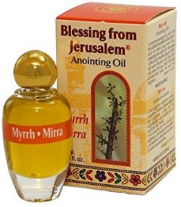 Myrrh - Blessing from Jerusalem Anointing oil