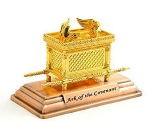 Ark of the Covenant Replica Mini by Holysands
