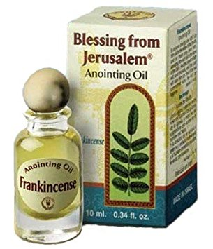 Frankincense- Blessing from Jerusalem Anointing oil