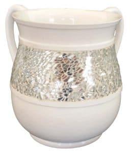 Hands washing cup: Mirror Design