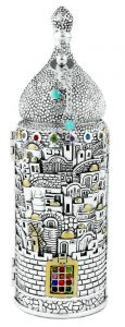 Torah: Jerusalem Design