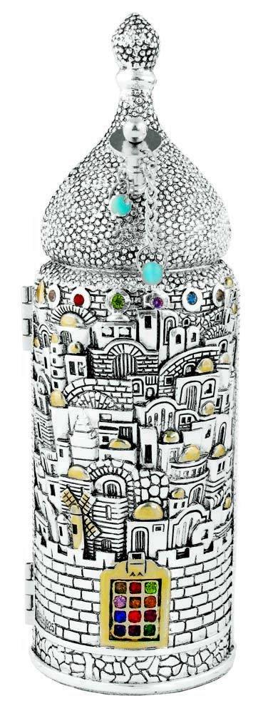 Torá: diseño de Jerusalém