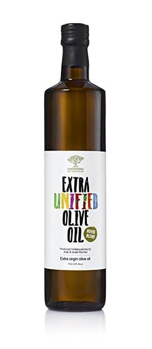 Extra Virgin Olive Oil: 750ml