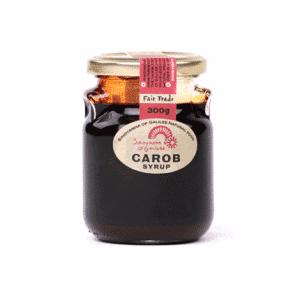 Organic Carob Syrop 250gr