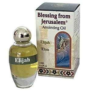 Elijah - Bendición de Jerusalém Aceite de unción