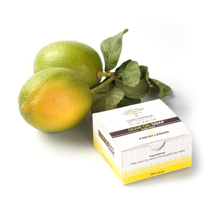 limón fresco (Amarillo) 60gr