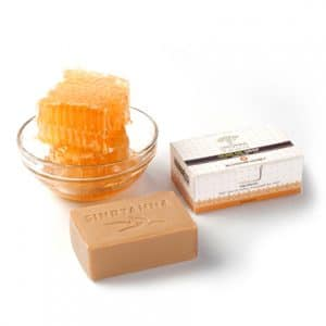 Blossom Honey Soap Bar (Brown) 100gr