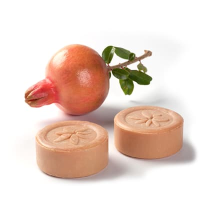 Pomegranate Soap (Lilac) - 60gr