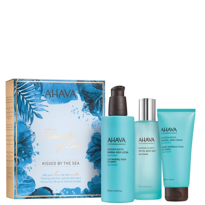 AHAVA Kit -  Dead Sea minerals