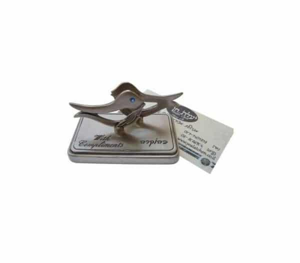 Hamsa Hanger Featuring a Key
