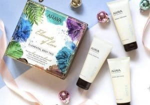 Ahava Kit Trio Corporal Elemental