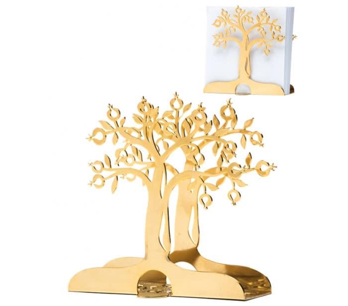 Estante con Diseño del Árbol de La Vida