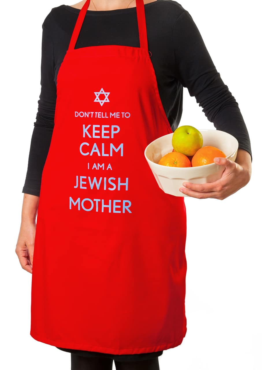 Delantal - Soy una mamá judía
