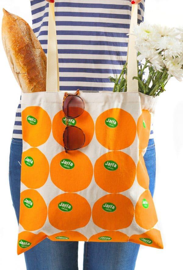 Tote Bag - Jaffa Oranges