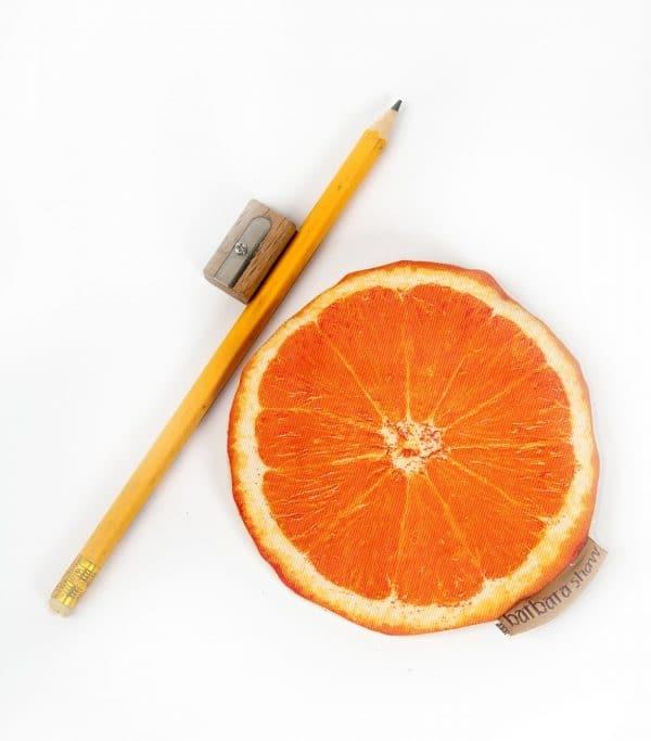 Purse - Jaffa Orange