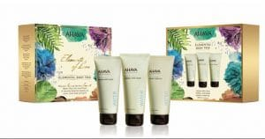 Ahava Elemental Body Trio Kit