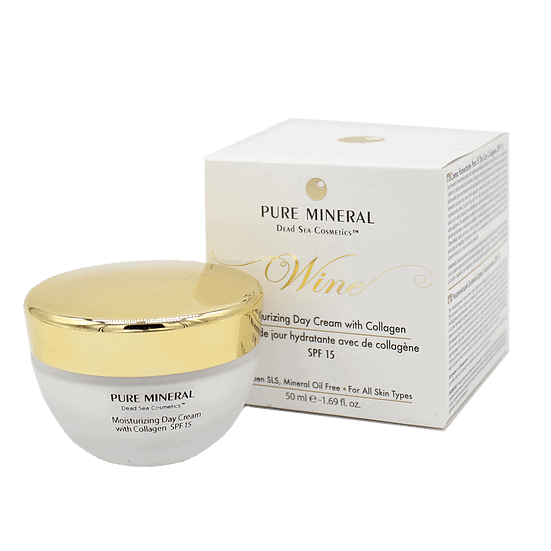 Moisturizing Day Cream SP15