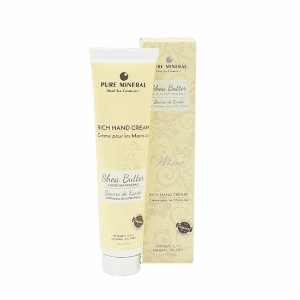 Rich Dead Sea Hand Cream with Shea Butter