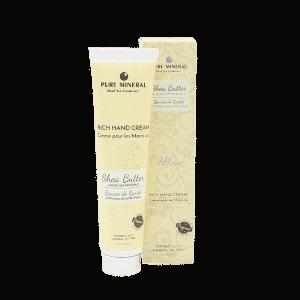 Rich Dead Sea Hand Cream with Shea Butter