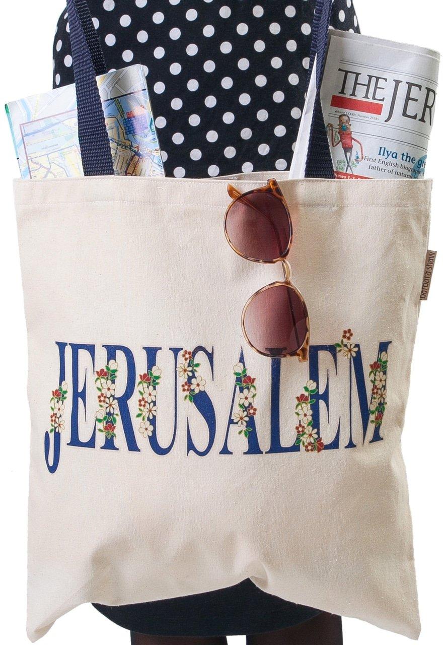 Tote Bag - Jerusalem