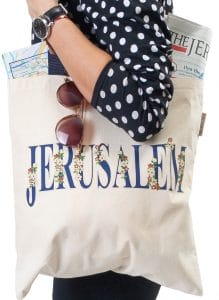 Bolso de Mano - Jerusalém